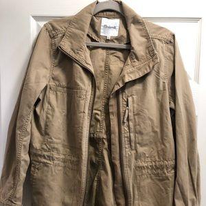 Madewell utility passage jacket